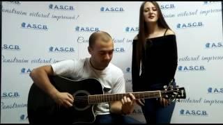 U2 - ordinary love (acoustic cover)