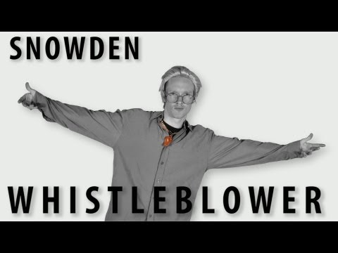 Edward SNOWden - Whistleblower [from Rap News 19]