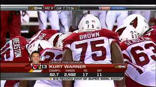 2008 Divisional Round Cardinals @ Panthers