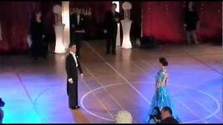 Boris & Alina slow waltz