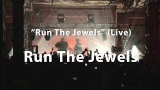 "Run The Jewels, ""Run The Jewels"" - Live at Analog Migration"