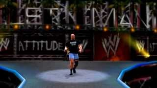 "WWE '13 Stone Cold (Heel Entrance) ""Glass Shattered"""