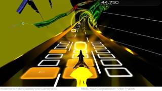 Beat Your Competition - Audiosurf