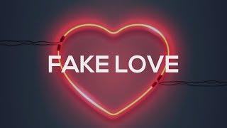 """Fake Love"" Slow Piano R&B / Trap Beat Instrumental | Pore Muzic"