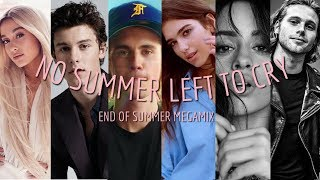 ''No Summer Left To Cry'' | END OF SUMMER MEGAMIX feat. Ariana Grande,Shawn Mendes,Camila & MORE