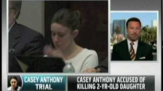 Los Angeles Criminal Defense Attorney R.J. Manuelian Discussing Casey Anthony Trial