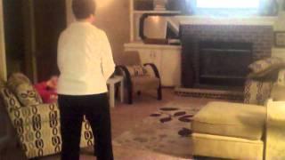 Grandma farts