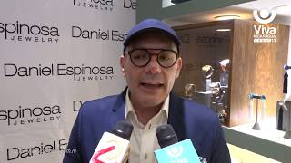 Daniel Espinosa posiciona en Nicaragua joyería artesanal mexicana