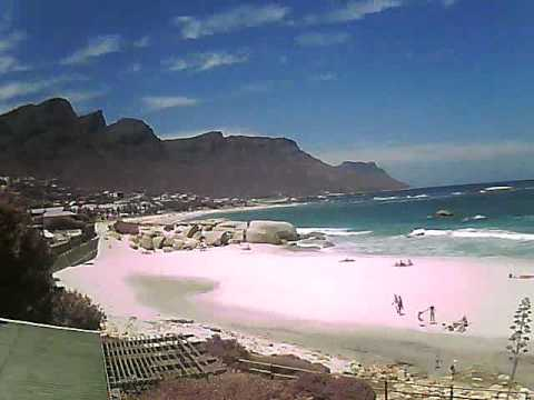Timelapse Video – Glen Beach & Camps Bay – 13/01/2011