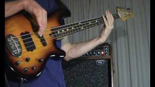 Mink Deville - Demasiado Corazon - Bass Cover