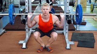 4 Back Squat Methods for Big and Functional Legs