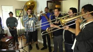 Jackson 5 Cover - I Want You Back - Top Shelf Brass Band