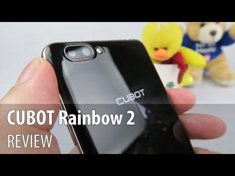 CUBOT Rainbow 2 Review în Limba Română