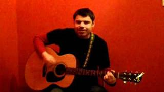 Army of me - Bjork cover by Chris MacAlister