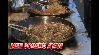 MALAYSIAN STREET FOOD-MEE GORENG AYAM