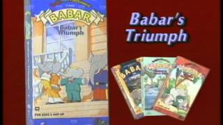 Babar: The Movie 1989 Movie
