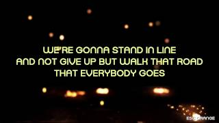 OG3NE - Lights and Shadows (lyrics)