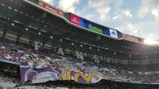 Hala Madrid Clásico Himno, Hymn. Real Madrid - Barcelona. 2 - 3