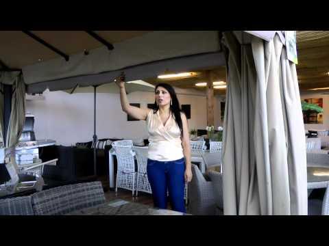 סרטון: ריהוט גן: מוצרים משלימים ואקססוריז