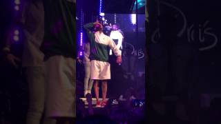 Chris Brown - Grass Ain't Greener - Drai's Nightclub