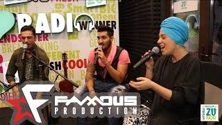 UDDI, Jo & Nadir - Adam si Eva [Live la Radio ZU]