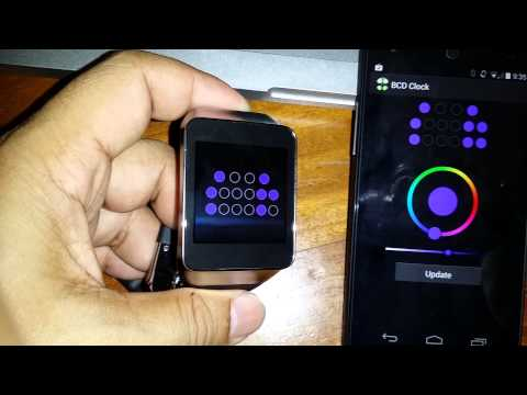 Binary Clock for Android Wear 1 0 3 Unduh APK untuk Android