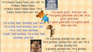 THE HAPPY HIPPO SONG