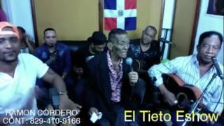 BACHATA / RAMON CORDERO Y EDILIO PAREDES - CONDENADO A LA DISTANCIA EN EL TIETO ESHOW