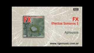 FX Efectos Sonoros 1 - Aplausos