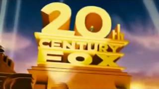 20th Century Fox (1994 Fanfare, PAL, Simpsons Movie, Reversed)