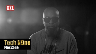 Tech N9ne Puts His Rap Skills to the Test - Flex Zone