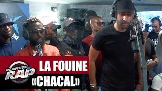 La Fouine dévoile son nouveau titre Chacal sur Skyrock