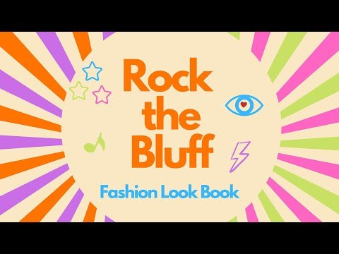 Need an outfit for Rock the Bluff? Check out these easy outfit ideas from some fashion forward students.
