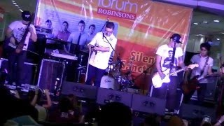 Silent Sanctuary Live Concert - Di Bale Na Lang