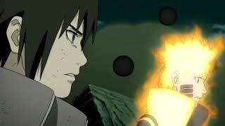 Naruto y Sasuke vs Kaguya [ Starset My Demons ]
