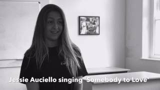 Jessica Auciello - Somebody to Love - Queen Cover