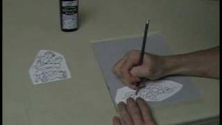 How To Make a Tattoo Stencil