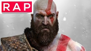 RAP do KRATOS - GOD OF WAR l Águia