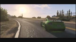 Wiz Khalifa - See You Again [ GTA 5 Paul Walker Tribute ]