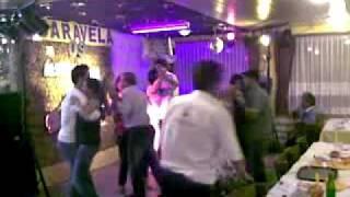 Alvaro Fabião ao vivo na Caravela em Rorschach