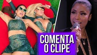 Iggy Azalea - Switch ft. Anitta (ANÁLISE DO CLIPE) #MENOTAFELIPENETO