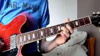 Eric Clapton reptile (cover)