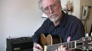 Electro-Harmonix MEL9 with Acoustic Guitar