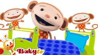 Five Little Monkeys with Oliver   BabyTV