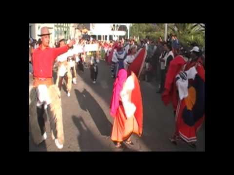 Pregón de fiestas 32 años de cantonización de Mira – Agosto 2012