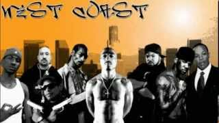 2pac ft The Game, Nipsey Hussle - Makaveli Is Back Remix 2013
