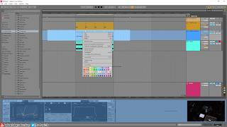 Ableton Live 10 - In Response To The Inability To Freeze/Flatten Side-Chained Tracks