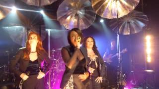 Mutya Keisha Siobhan (MKS) - Run For Cover (HD) - Scala - 01.08.13