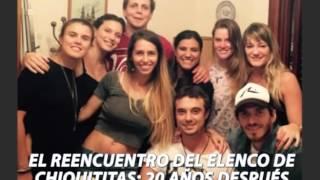 #3en15: Chiquititas 20 años después, Juanita Viale con un productor