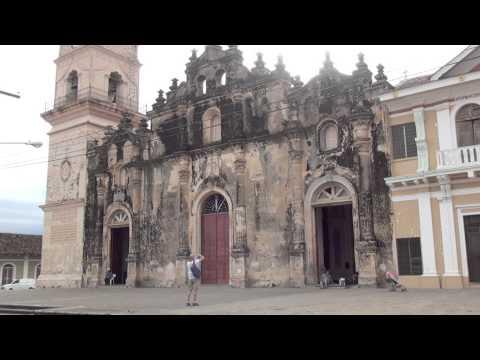 Granada, ville coloniale du Nicaragua,